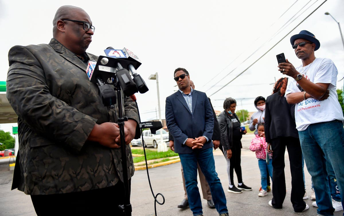 カンザスシティの黒人聖職者グループが米国の警察の調査を要求