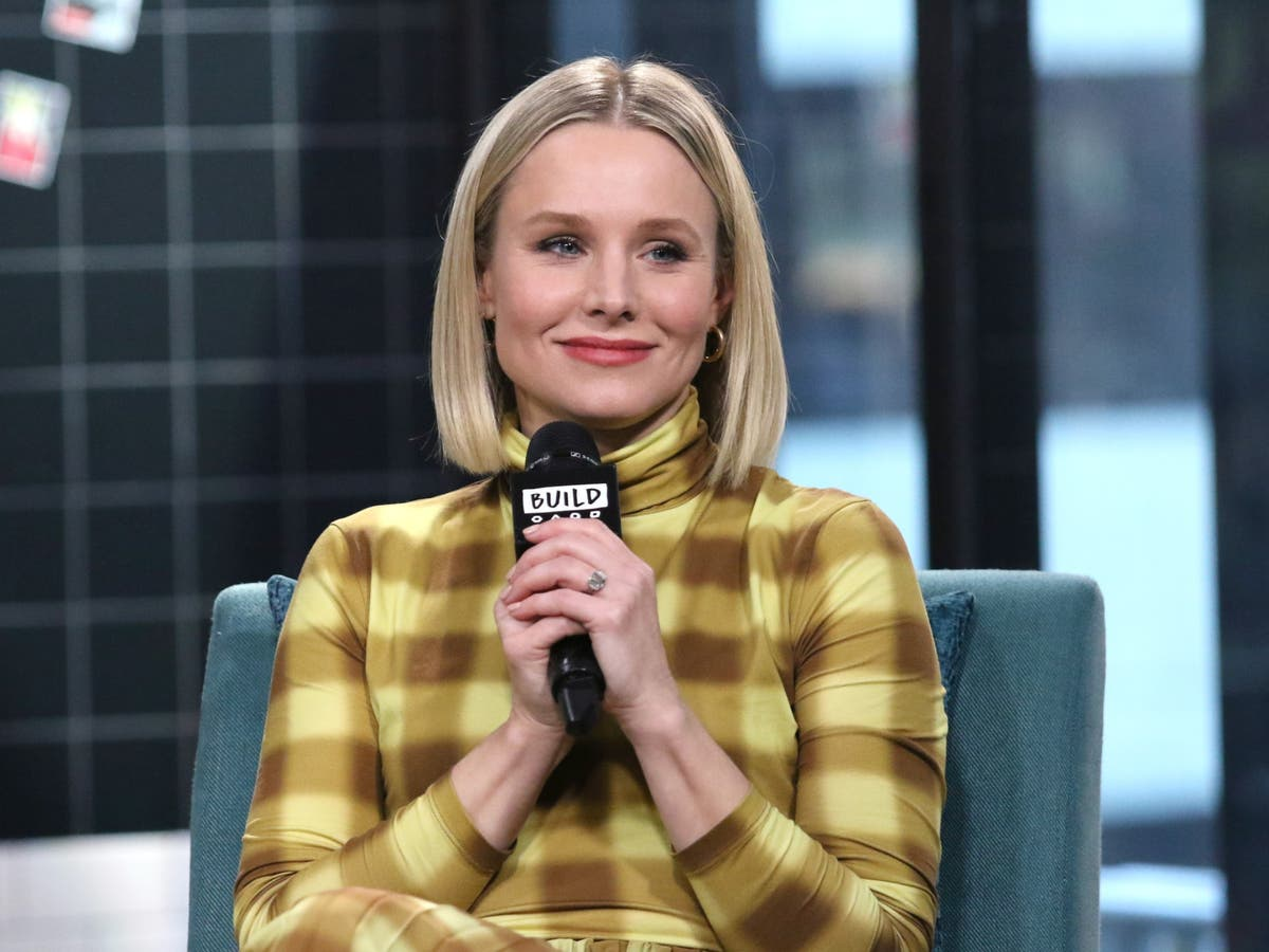Kristen Bell on her daughter sharing a name with a Covid-19 variant: 'It's a big bummer'