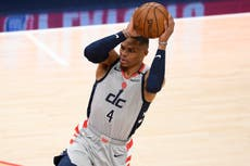 AP sources: Lakers acquiring All-Star Westbrook from Wizards