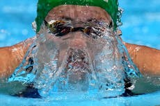 South African sets first individual swimming WR at Tokyo