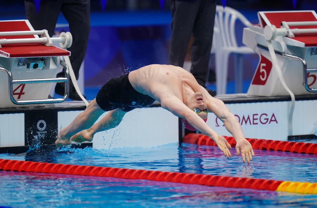 Luke Greenbank décroche le bronze pour donner à la Grande-Bretagne une autre médaille de natation