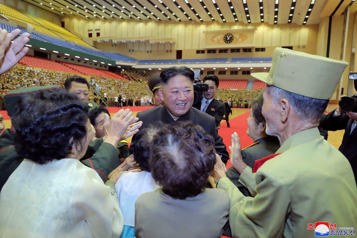 Kim stresses military preparations ahead of US-SKorea drills