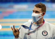 'I'm in a race that's probably not clean': USA's Ryan Murphy doubts Olympics after Russian wins gold