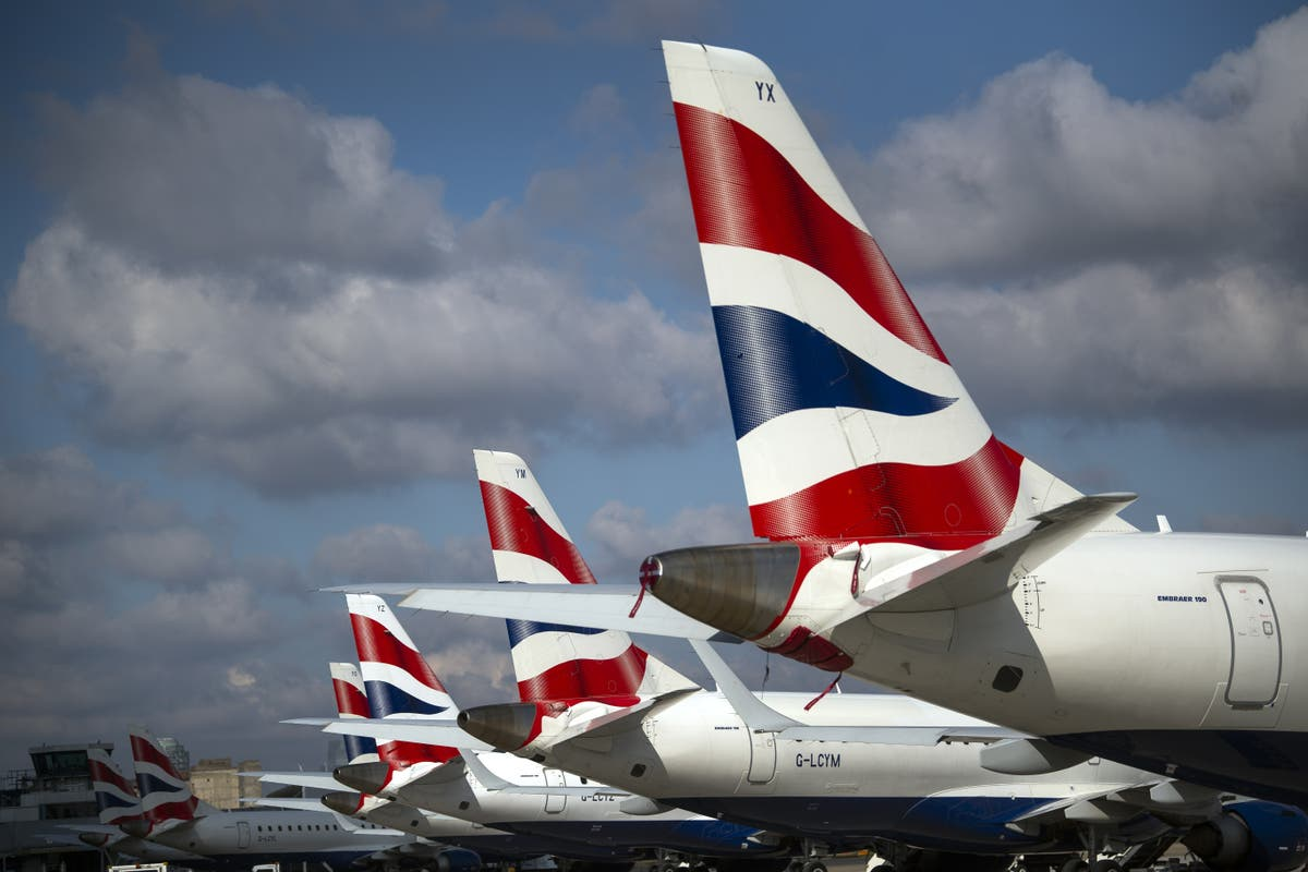 BA owner IAG plans to ramp up flight schedules
