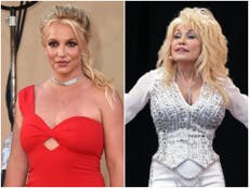 Dolly Parton shows solidarity with Britney Spears: 'I went through a lot of that myself'