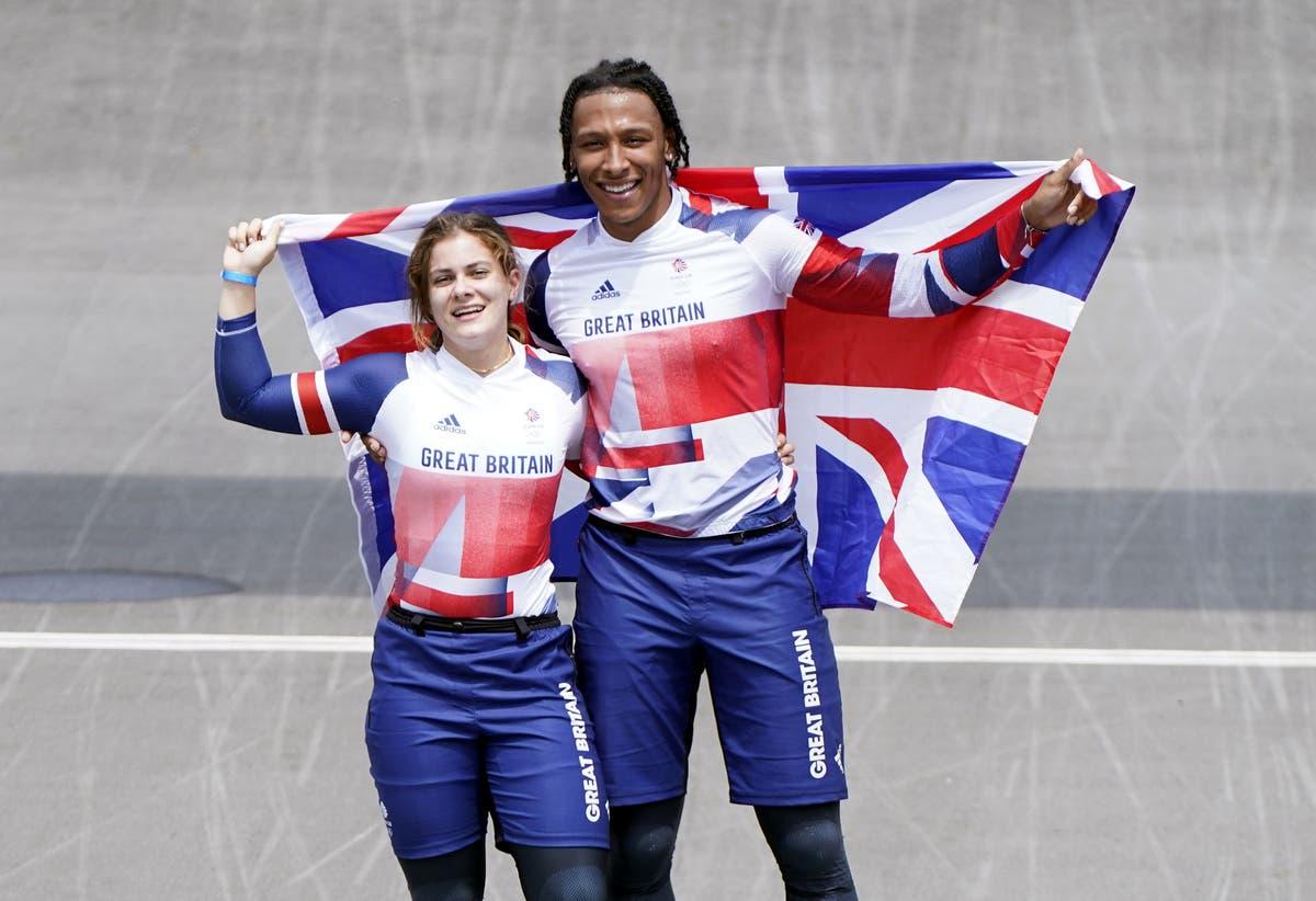Vandag by die Olimpiese Spele: BMX history and more medals in the pool for Team GB