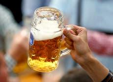Pandemic weighs down German beer sales again in 1st half