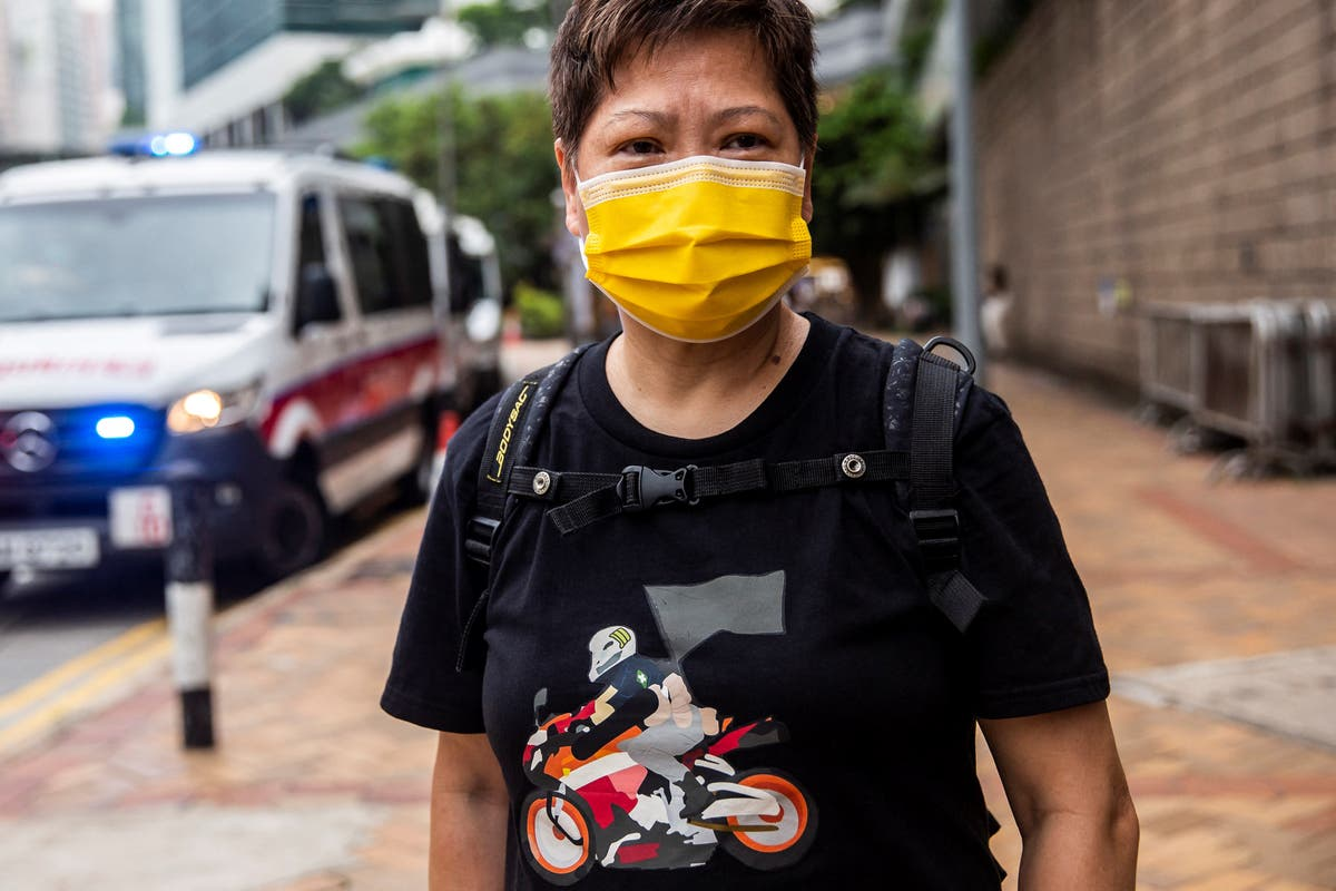 Hong Kong activist jailed for nine years under new national security