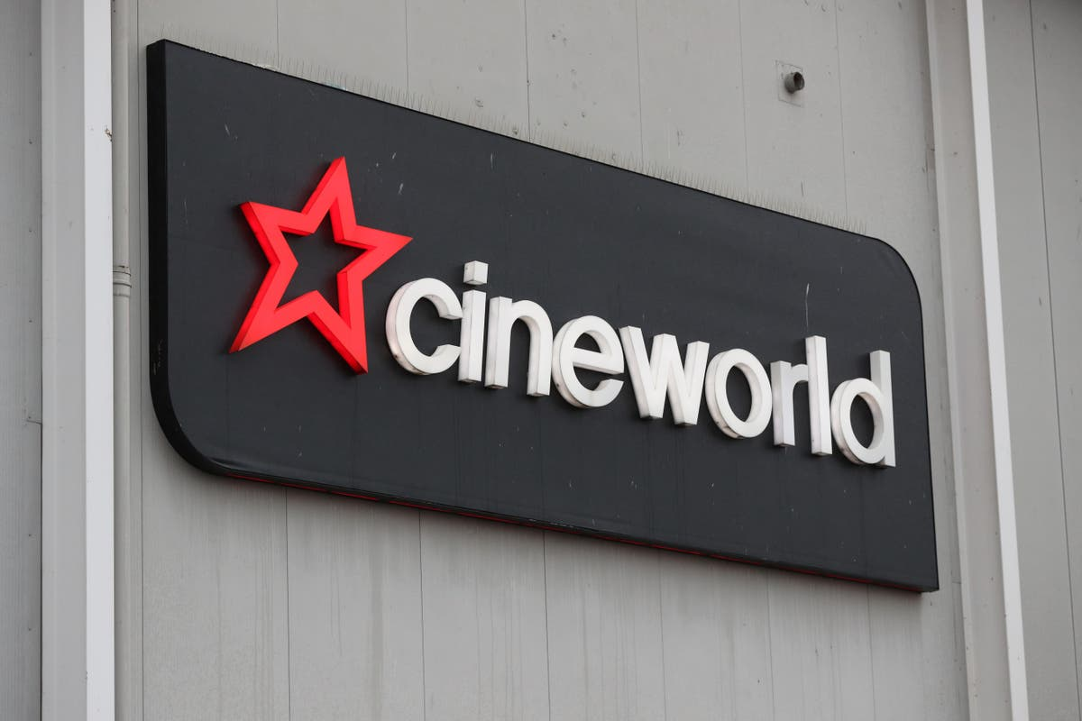 Cineworld secures new loans ahead of 'unprecedented' slate of film releases