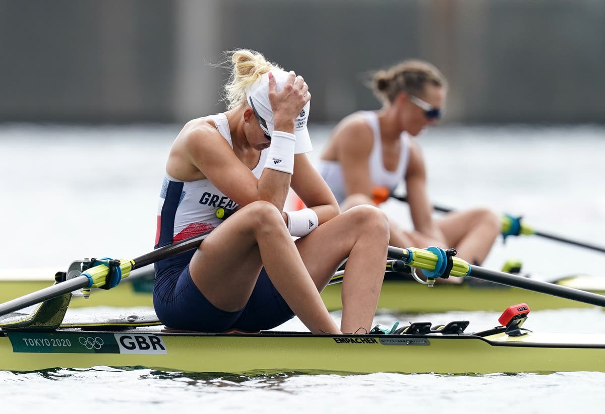 UK Sport chief defends Team GB rowing performance in Tokyo