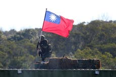 China's recent actions on Taiwan do not suggest imminent military threat, experts say