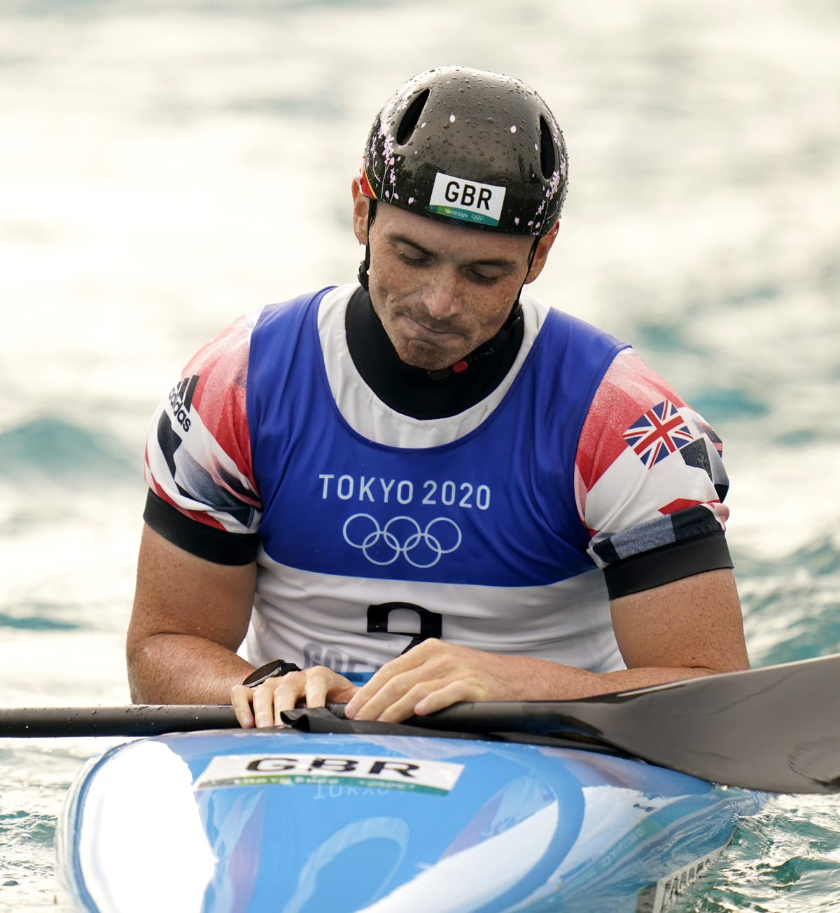 Bradley Forbes-Cryans 'absolutely thrilled' despite missing out on Olympic medal