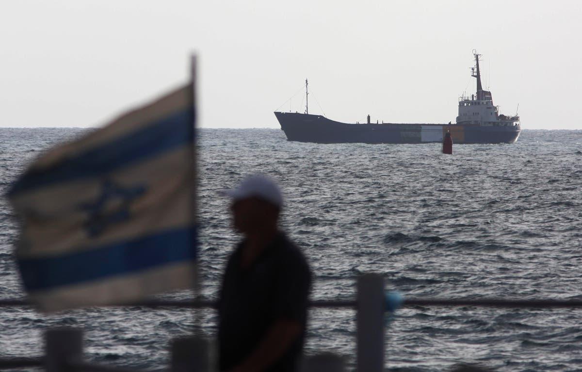 Ship operated by Israeli company attacked near Omani coast, UK Defence Ministry says