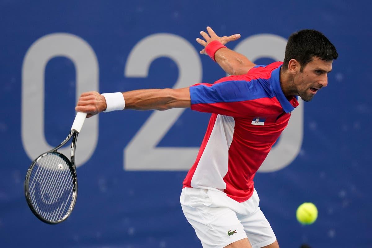 Djokovic loses to Zverev at Olympics, ending Golden Slam bid