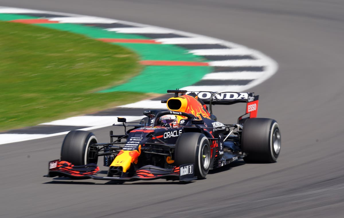 Max Verstappen puts Lewis Hamilton row aside to top first practice in Hungary