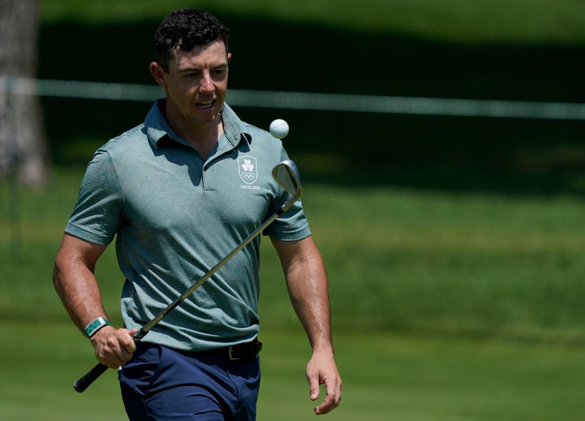 Rory McIlroy in good place at Olympics after mental refresh