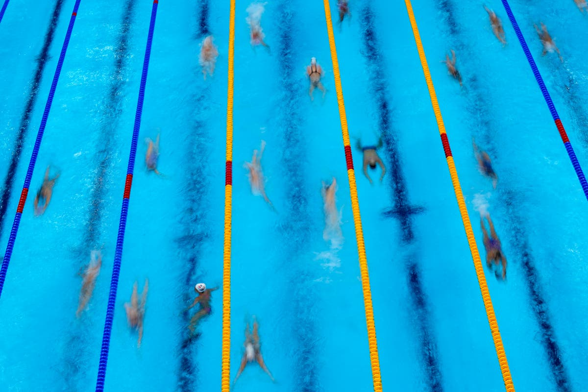 Olympic first: Homens, women to swim together in the same race