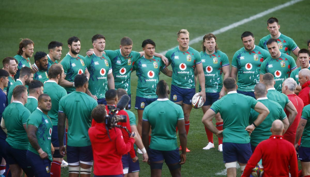 5 talking points ahead of the Lions' second Test against South Africa