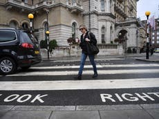 Walking and cycling prioritised in new Highway Code