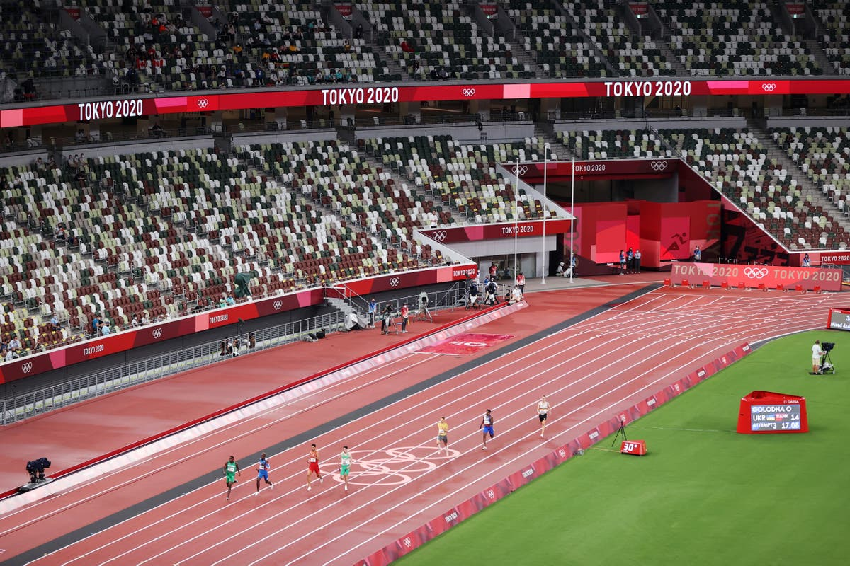 Tokyo Olympics fully arrives as athletics light up hollow Olympic Stadium