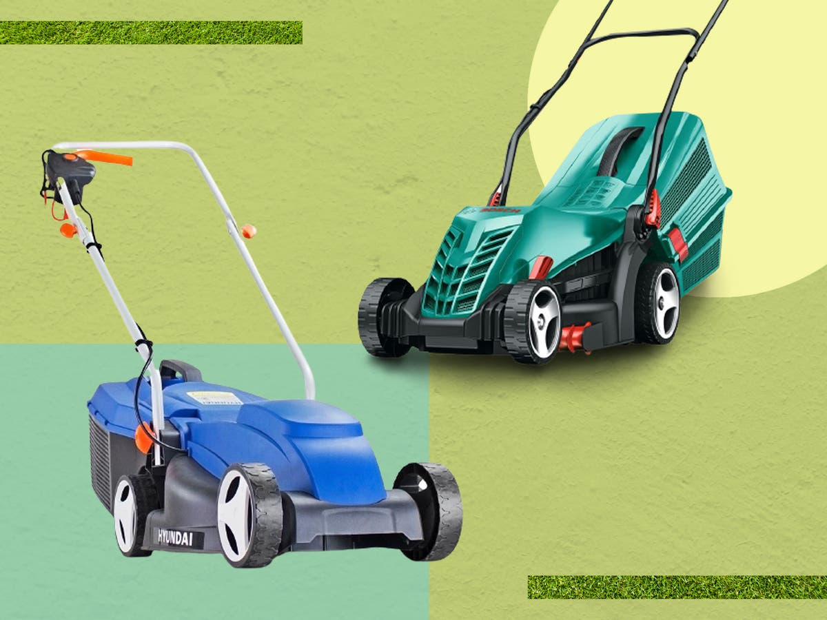 Make sure your grass is always greener with one of these lawnmower deals