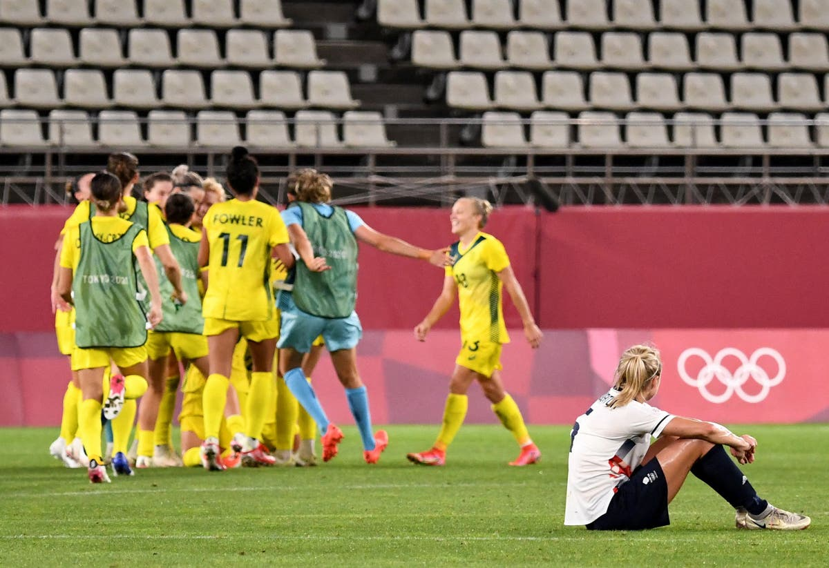 Great Britain left 'devastated' after Olympic campaign ends against Australia