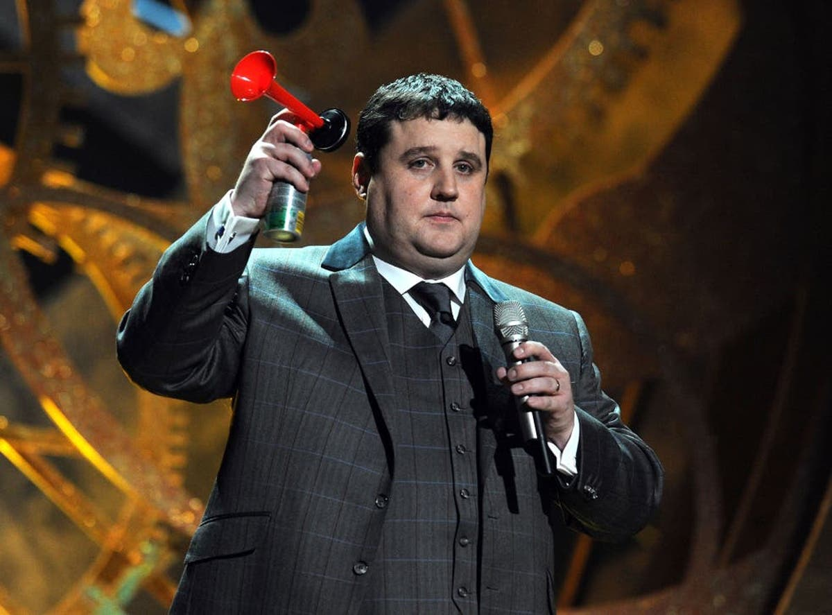 Tickets for Peter Kay's charity show sell out in less than 30 minutos