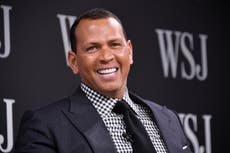 Alex Rodriguez sparks jokes about running into ex Jennifer Lopez with new shirtless birthday photo