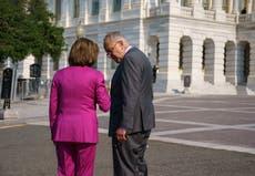Pelosi, Schumer to huddle with Biden on voting legislation