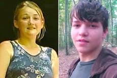 Menina, 13, missing in Iowa national park in 'imminent danger' found after sending SOS text