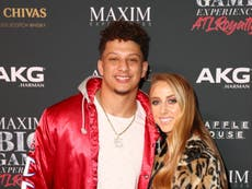 Patrick Mahomes reveals why he and Brittany Matthews decided to share photos of their daughter on social media