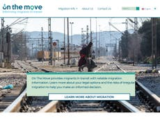 Home Office set up fake website to deter asylum seekers from crossing Channel with 'misleading' claims