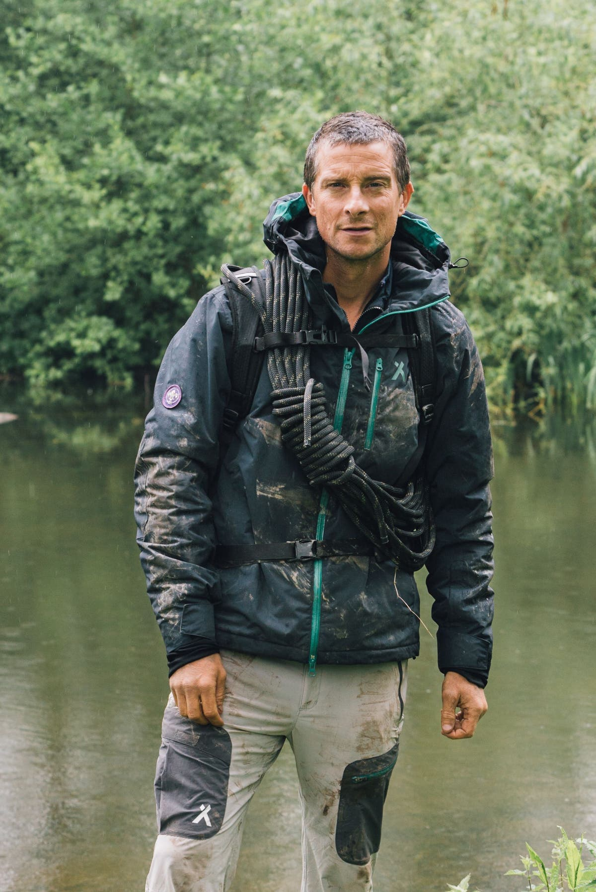 Why Bear Grylls is urging us all to pull together for the sake of wildlife on World Ranger Day