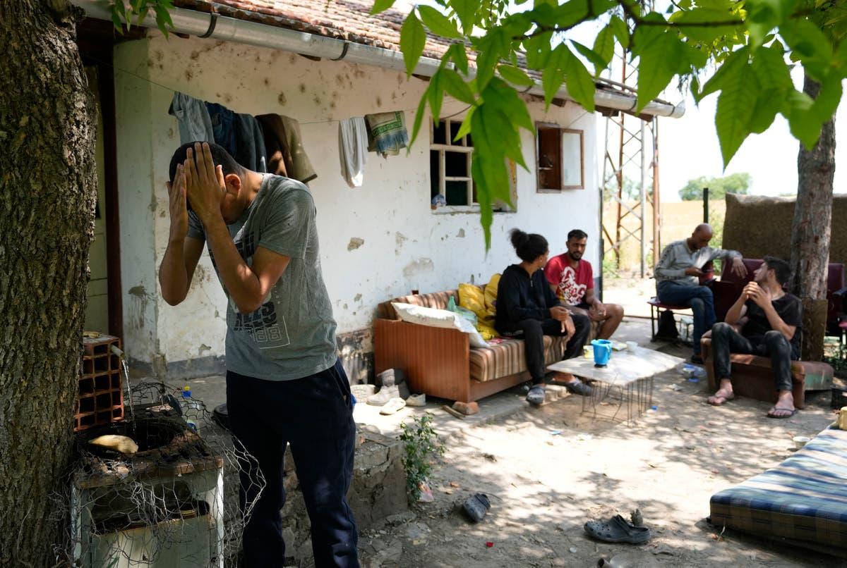 At small Serbia border village, migrants describe pushbacks