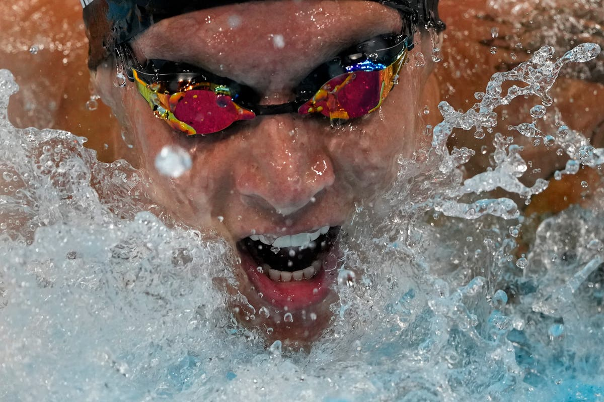 Caeleb Dressel and Bobby Finke win gold for Team USA – follow live