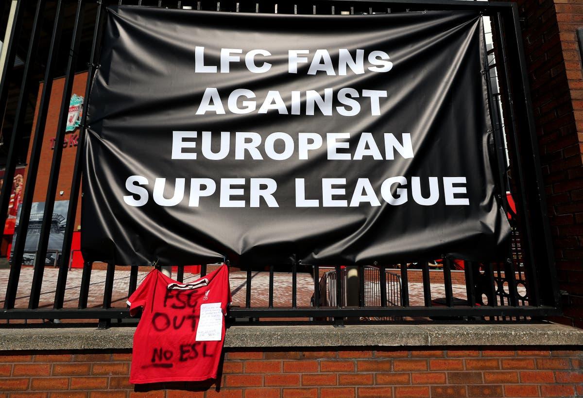 リーガの社長は、離脱したヨーロッパスーパーリーグのアイデアを「ちょっとした冗談」と見ています