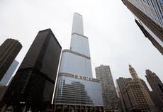 Agência: Trump precisa de restituição de imposto de US $ 1 milhão para o arranha-céu de Chicago
