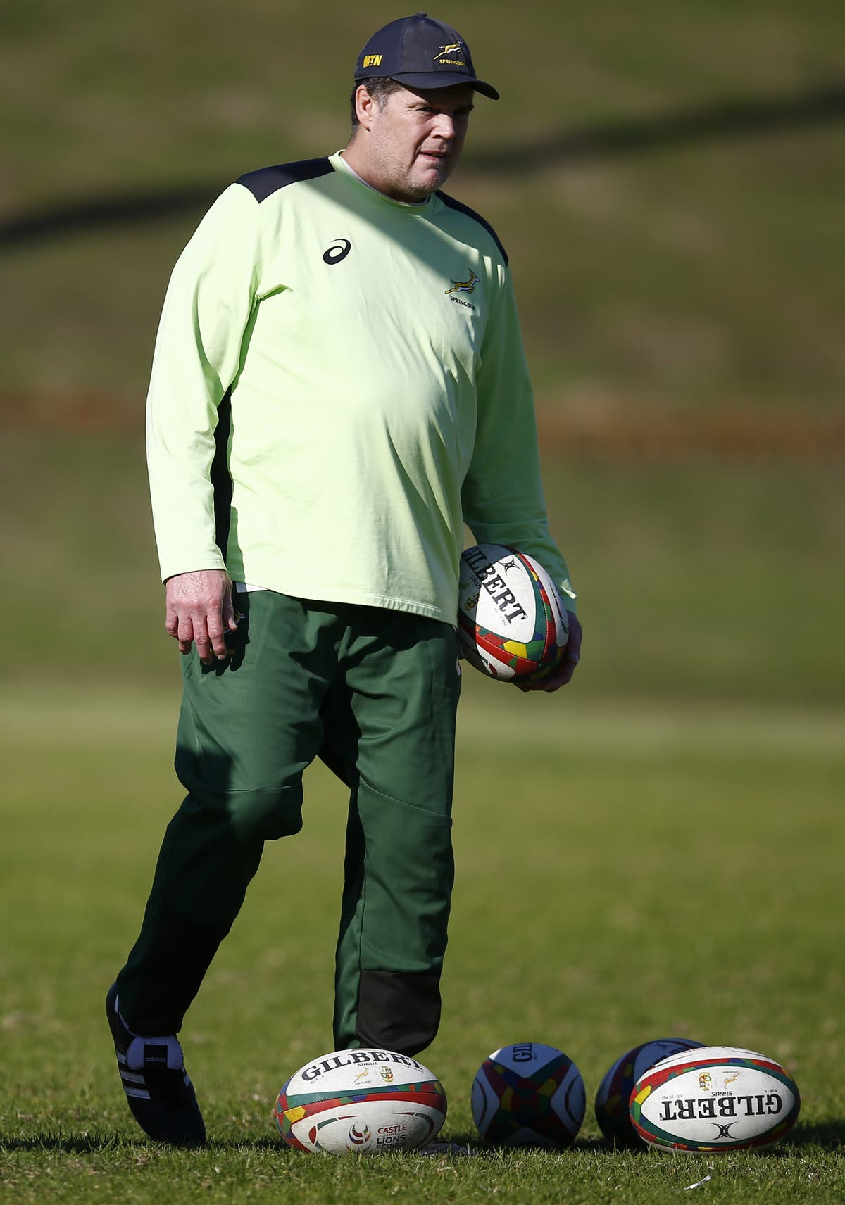 Jacques Nienaber hints Rassie Erasmus' rant allowed Springboks to focus on rugby