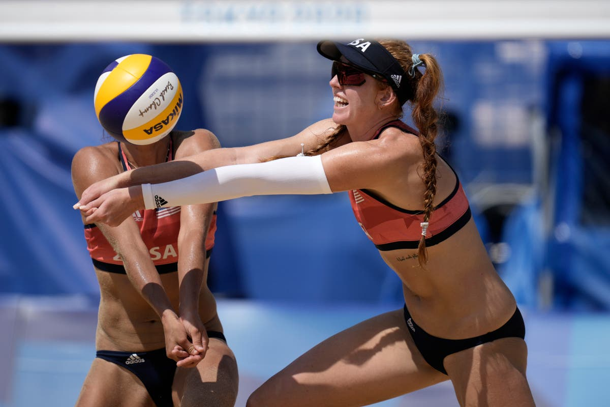 Derniers Jeux Olympiques: La paire américaine éliminée du beach-volley