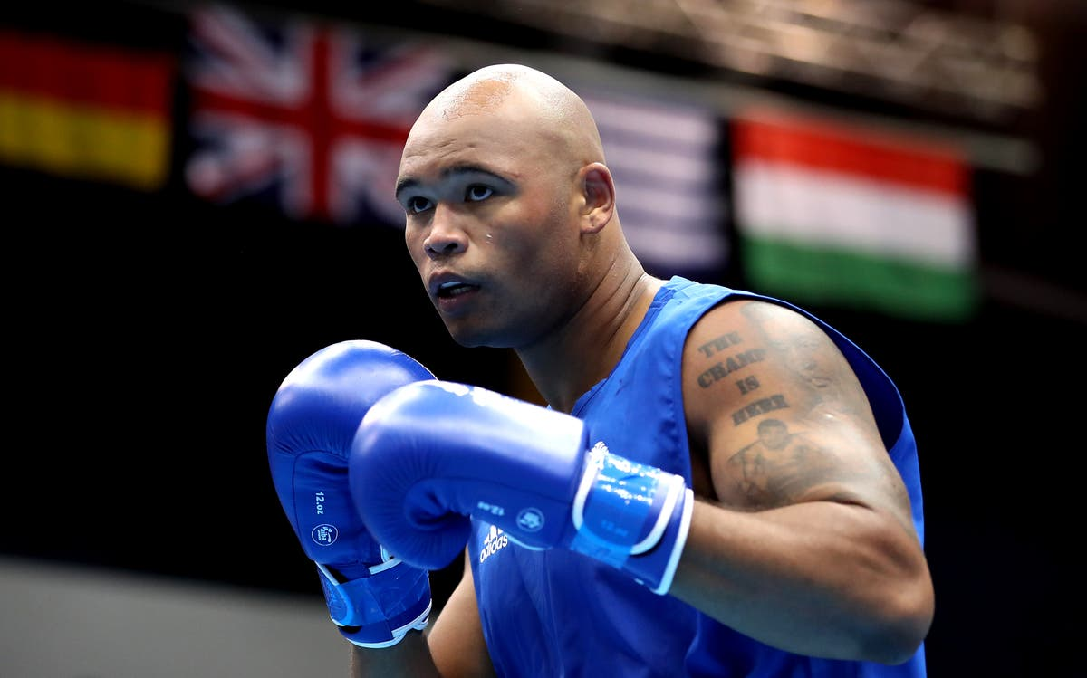 Frazer Clarke guaranteed Olympic boxing medal after opponent is disqualified