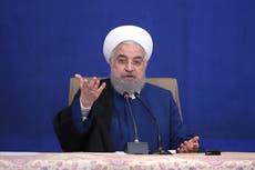 退任するイラン大統領は、政府は必ずしも真実ではないと言う