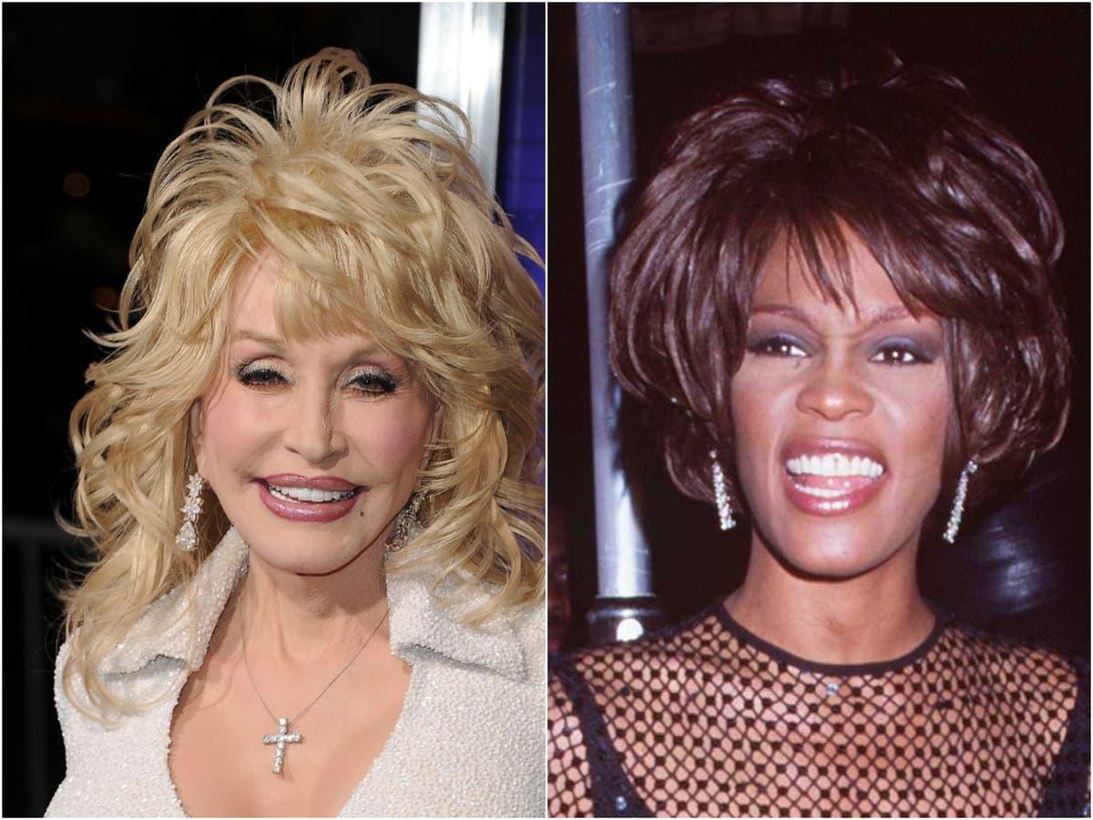 Dolly Parton revealed she invested Whitney Houston song royalties into Black Nashville neighbourhood