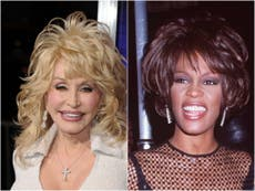 Dolly Parton revealed she invested $10m of Whitney Houston song royalties into Black Nashville neighbourhood
