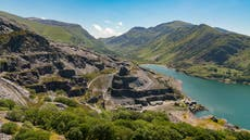 Forget Venice, here's Llanberis: How Wales slate region defied doubters to win World Heritage Site status