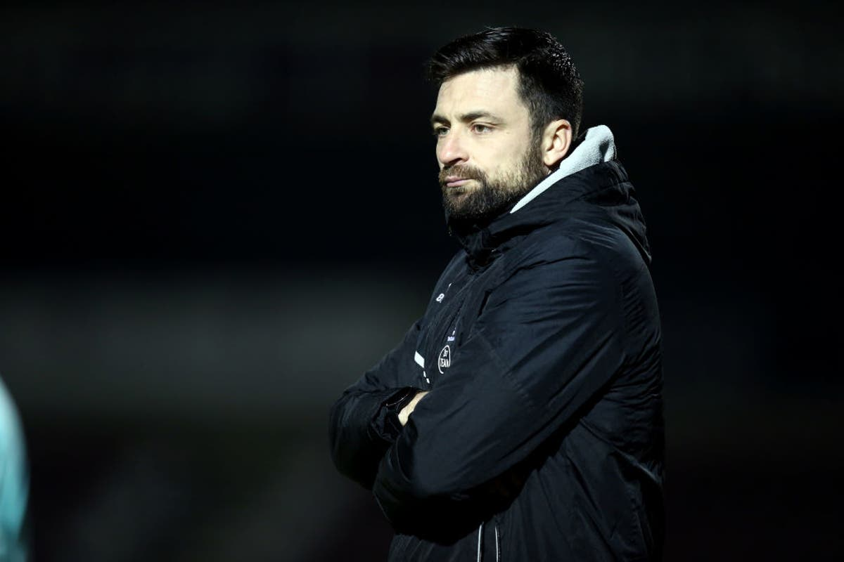 Swansea appoint Russell Martin as manager to succeed Steve Cooper