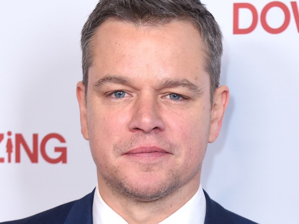 Matt Damon denies using homophobic slur after controversial interview