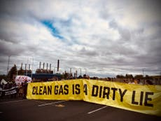Climate Camp Scotland protest calls for shutdown of Mosmorran chemical plant