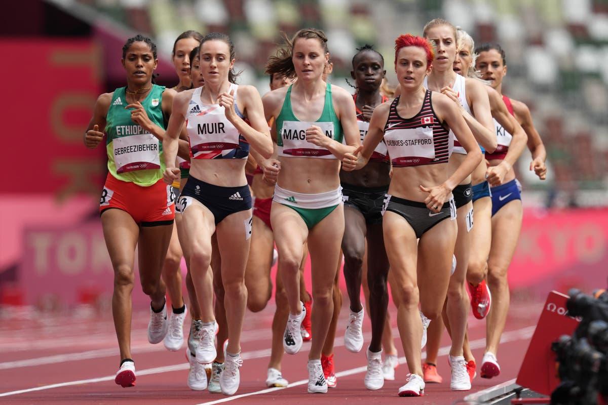Laura Muir feeling prepared after sealing 1500m semi-final spot in Tokyo