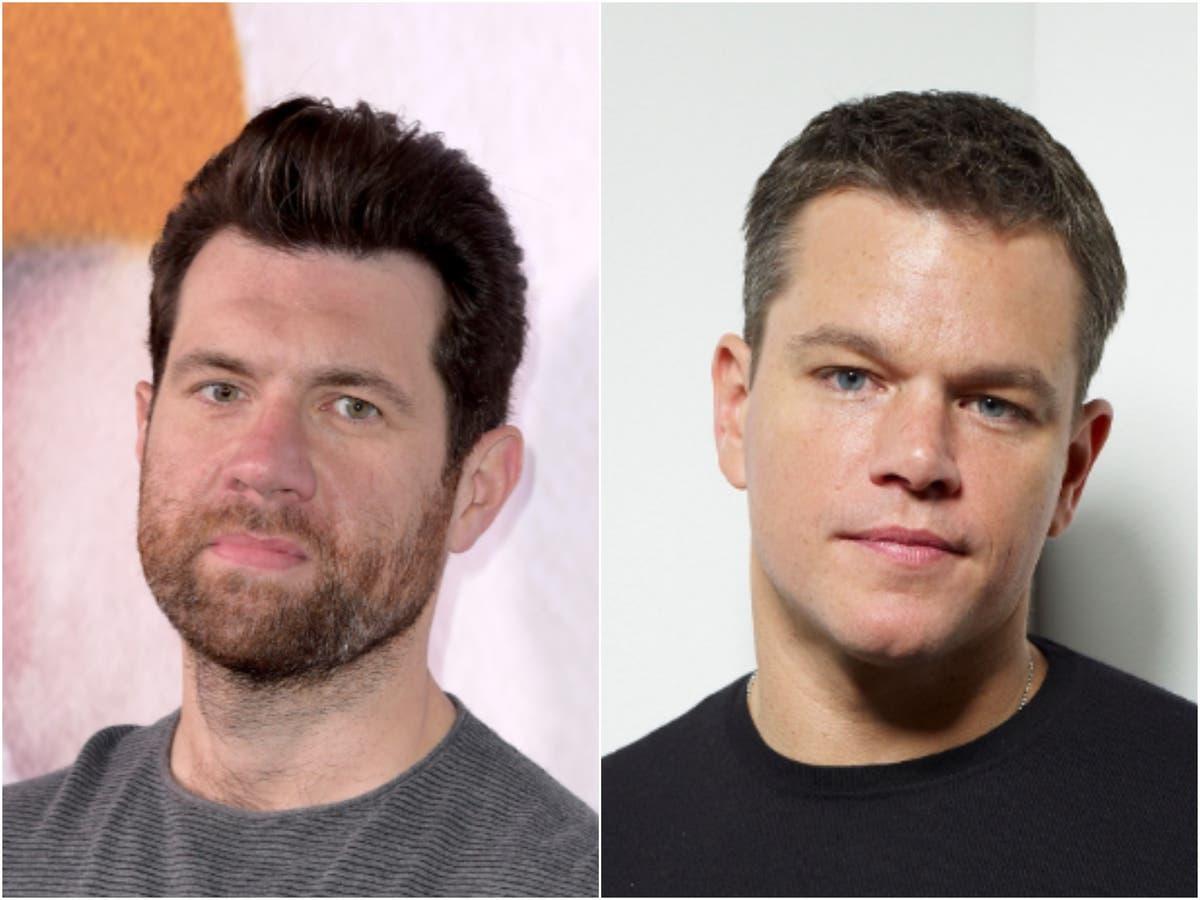 Billy Eichner slår ut mot Matt Damon for å ha sagt at han brukte 'f-slur for homoseksuell' til nylig