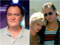 Quentin Tarantino reveals Oliver Stone feud means he's never seen Natural Born Killers – despite writing it